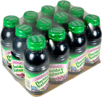 bottles with a cardboard pad support